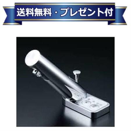 【全品送料無料!】【プレゼント付き】[AM-203UTV1]INAX/LIXIL 洗面・手洗器用自動水栓 オートマージュA 手動・湯水切替スイッチ付 100V 排水栓あり (混合水栓)(旧品番:AM-203TV1)