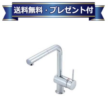 【全品送料無料!】【プレゼント付き】[SF-E546SY]INAX/LIXIL キッチン用水栓 eモダン Lタイプ エコハンドル 泡沫 (旧品番:SF-E546S)