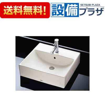 【全品送料無料!】★[L710C-TLC11AR-TLC4A1F-T9R-T8C-T6SM1]TOTO 角形洗面器セット 床排水 立水栓