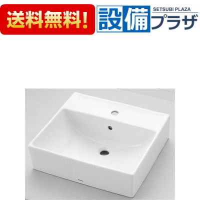 【全品送料無料!】★[L710C]TOTO ベッセル形洗面器(角形) 洗面器のみ