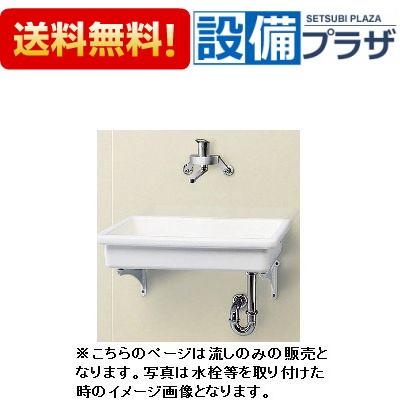 【全品送料無料!】▲[SK6]TOTO 陶器製流し(中形)