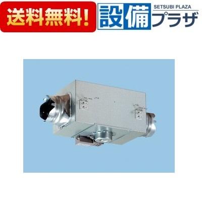 【全品送料無料!】〓[FY-23DZM4]パナソニック 換気扇 中間ダクトファン オール金属形・排気(強-弱) 風圧式シャッター 鋼板製