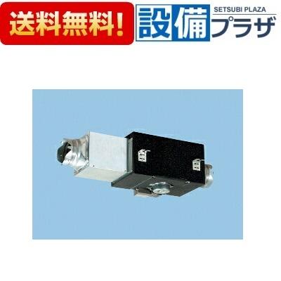 【全品送料無料!】〓[FY-23DZS4]パナソニック 換気扇 中間ダクトファン 消音形・給排兼用(強-弱) 風圧式シャッター 鋼板製(羽根:樹脂製)