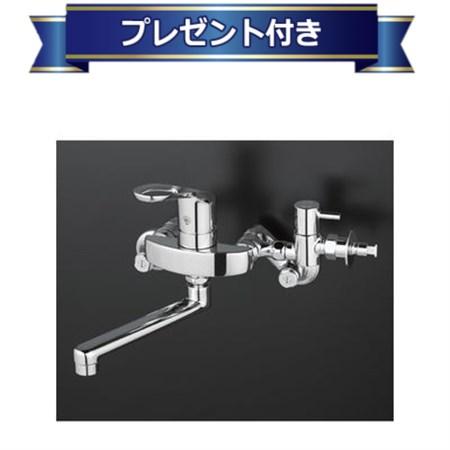 【全品送料無料!】【プレゼント付き】[KM5000CHTTU]KVK 栓金具 シングルレバー混合栓 台所 ケーブイケー
