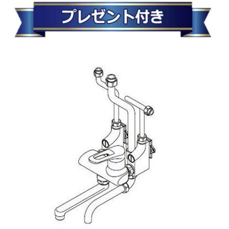 【全品送料無料!】【プレゼント付き】∞[MZ-5N3]◎日本イトミック混合水栓 (混合栓のみ・露出配管型)(MZ5N3)