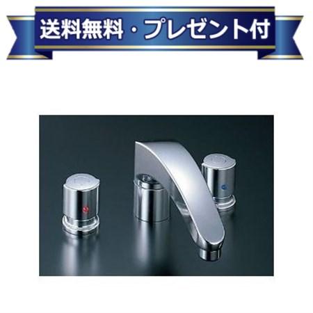 【全品送料無料!】【プレゼント付き】[BF-A093B-U]INAX/LIXIL 2ハンドルバス水栓 アウゼ(デッキタイプ)(乾式工法)(寒冷地用)(BFA093BU)