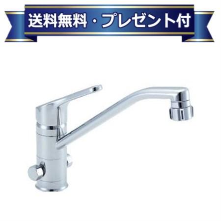 【全品送料無料!】【プレゼント付き】[SF-HB442SYXNB]INAX/LIXILキッチン用水栓 ワンホール 分岐水栓 (クロマーレ)(エコハンドル)(寒冷地用)(SFHB442SYXNB)