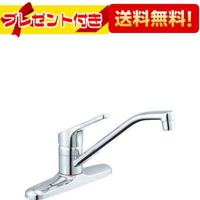 【全品送料無料!】【プレゼント付き】[SF-HB430SYN]INAX/LIXILキッチン用水栓 ツーホール (クロマーレ)(エコハンドル)(寒冷地用)(SFHB430SYN)