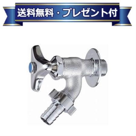 【全品送料無料!】【プレゼント付き】∞[Y80J-25]三栄水栓 散水栓 サンエイ