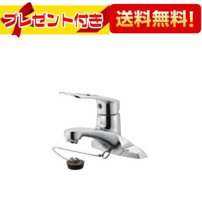【全品送料無料!】【プレゼント付き】[K5710EV-13]◎三栄水栓 シングル洗面混合栓