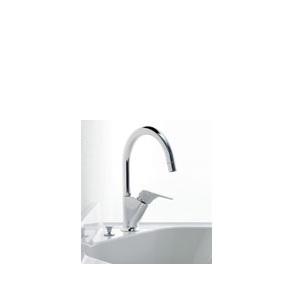 【全品送料無料!】【プレゼント付き】[LF-HY340SYC-MB2]INAX/LIXIL シングルレバー混合水栓(グースネックタイプ) 水栓右タイプ用 一般地・寒冷地共用