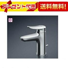 【全品送料無料!】【プレゼント付き】□[TLS04303JA]TOTO 洗面所用水栓GAシリーズ 台付シングル混合水栓 一般地・寒冷地共用 ワンプッシュなし(旧品番:TLS04303J・TLS04303Z)