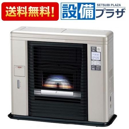 【全品送料無料!】▲[UFH-703SX P]サンポット ゼータスイング FF式床暖房 シェルブロンド