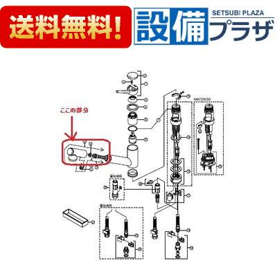 【全品送料無料!】[ZKM728FMN]KVK KM728(Z)SG・KM728(Z)JSG用 シャワーセット ケーブイケー