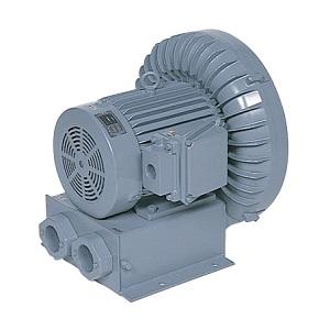 (受注生産品) 日立産機システム(ヒタチ) ブロワ VBX-020-E-200V 三相200V ボルテックスブロワ Eシリーズ 送風機 ファン 風量タイプ 安全増防爆形