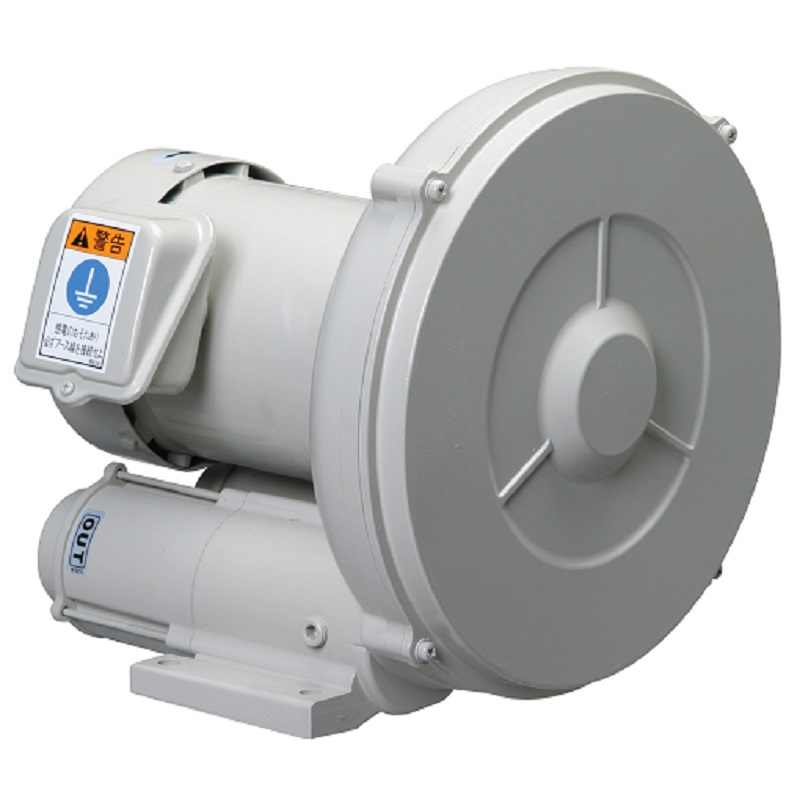 日立産機システム(ヒタチ) ブロワ VB-007DN-200V 三相200V ボルテックスブロワ DNシリーズ 送風機 ファン 耐環境タイプ
