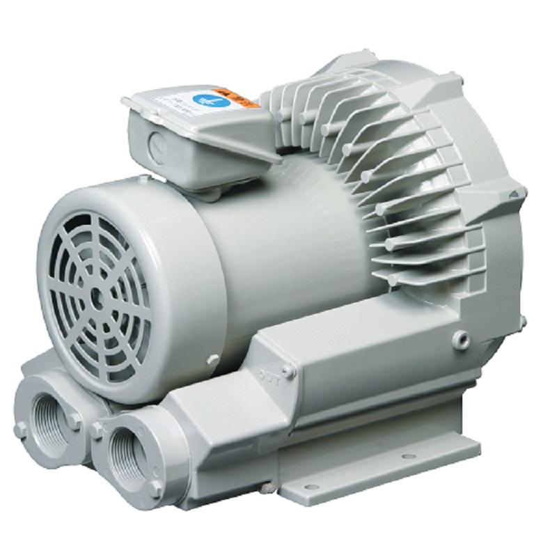 日立産機システム(ヒタチ) ブロワ VB-001-G2-200V 三相200V ボルテックスブロワ Gシリーズ 送風機 ファン 高風圧コンパクトタイプ