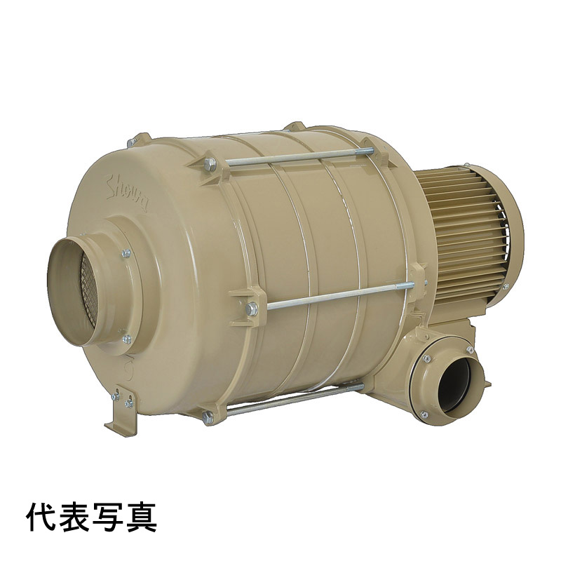 昭和電機 送風機 U75-H5-R313 多段シリーズ ターボ 1.0kW 三相200V 50/60Hz対応