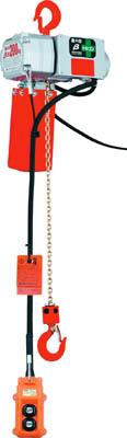BS-K1260 象印 ベータ型小型電気チェンブロック 定格荷重125KG 揚程6M