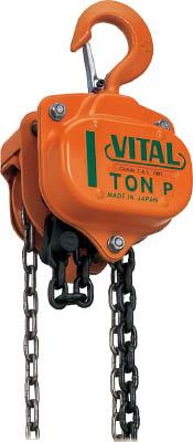 VP5-10 バイタル チェンブロック1.0トン(運賃別途必要)
