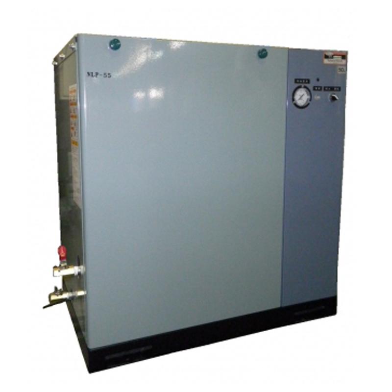 富士コンプレッサー パッケージ コンプレッサーNLP-55P-50Hz給油式 圧力開閉器式 ドライヤー無し 三相200V/5.5kW 50Hz用