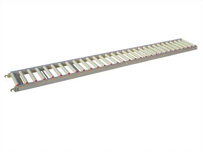 MRN38-500730 三鈴 樹脂ローラコンベヤMR38型 径38X2.6T(直送元払い・沖縄/離島除く)