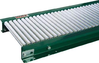 MMR1906-200210 セントラル スチールローラコンベヤ MMR1906型 200W×20P(別途送料必要)
