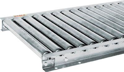 MRU3812-300715 セントラル ステンレスローラコンベヤ MRU3812型 300W×75P(別途送料必要)