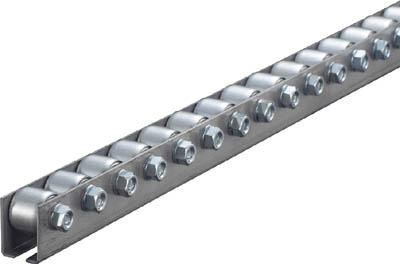 V2015P-35-1500 TRUSCO ホイールコンベヤ プレス製Φ20X15 P35XL1500(運賃別途必要)