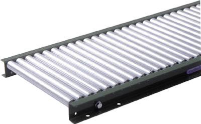 LS25-100310 TS スチールローラコンベヤ Φ25.4XW100XP30X1000L(運賃別途必要)