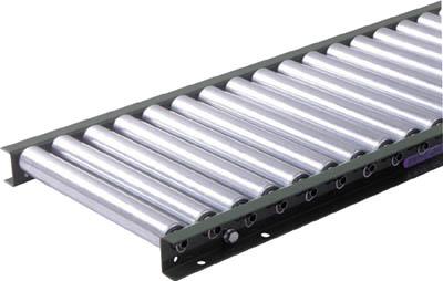 S38-400710 TS スチールローラコンベヤ Φ38.1XW400XP75X1000L(運賃別途必要)