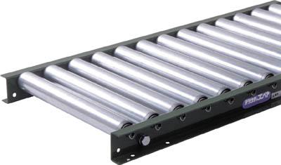 S48-400710 TS スチールローラコンベヤ Φ48.6XW400XP75X1000L(運賃別途必要)