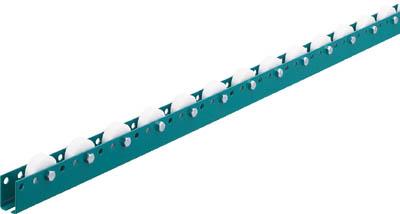 MWR36T-1024 三鈴 単列型樹脂ホイールコンベヤ 径36XT20XD8(直送元払い・沖縄/離島除く)