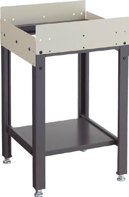 FTU-4545 TRUSCO ボールコンベヤ用テーブル 455X455XH670(運賃別途必要)
