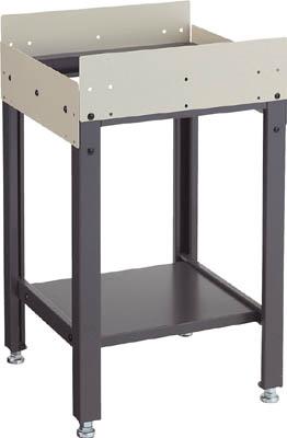 FTU-9090 TRUSCO ボールコンベヤ用テーブル 905X905XH670(運賃別途必要)