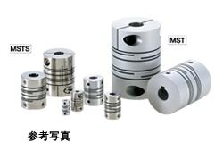 MSTS-50-12-12 NBK 鍋屋バイテック カップリング スリットタイプ MSTS カプリコン