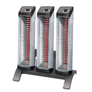 (在庫あり) DAIKIN ダイキン 遠赤外線ヒーター セラムヒート ERK30NM 床置スリム形 トリプルタイプ 三相200V 工場用スポット暖房 代引き不可 電源コードなし