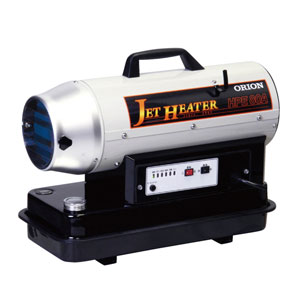 ORION オリオン 熱風ヒーター ジェットヒーターHP HPE80A 単相100V 対物スポット暖房 代引き不可