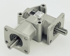 小原歯車工業 KHK KBX-101T ギヤボックス ベベルボックス KBX 3軸型