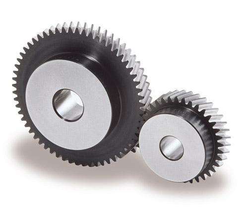 小原歯車工業 KHK KHG1.5-90R 歯車 歯研はすば歯車 KHG型 ギヤ 歯面高周波焼入 モジュール1.5