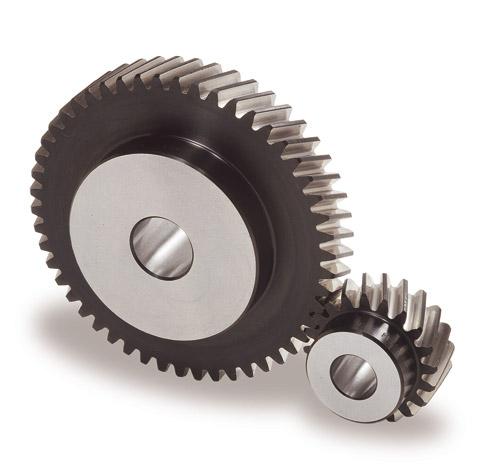 小原歯車工業 KHK KHG2.5-60L 歯車 歯研はすば歯車 KHG型 ギヤ 歯面高周波焼入 モジュール2.5