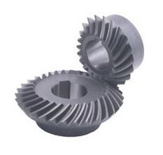 小原歯車工業 KHK MBSA5-1545L 歯車 かさ歯車 全面浸炭焼入タイプ MBSA型 完成タイプ モジュール5