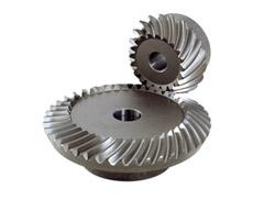 小原歯車工業 KHK MBSG3-4020R 歯車 歯研かさ歯車 浸炭焼入れタイプ MBSG型 まがり歯タイプ モジュール3