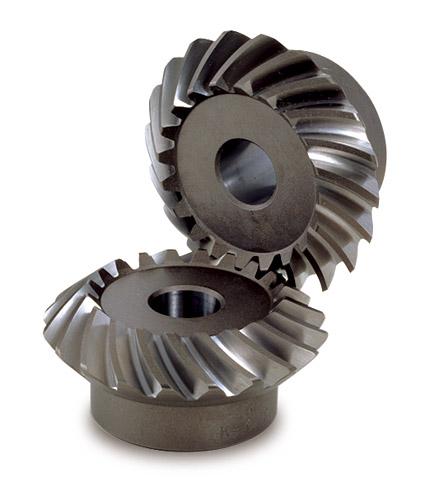 小原歯車工業 KHK MMSG3-30L 歯車 歯研マイタギヤ 浸炭焼入れタイプ MMSG型 スパイラルタイプ モジュール3