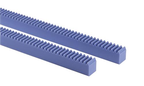 小原歯車工業 KHK PRF3-1000 ラックギヤ プラスチックタイプ ラック PRF型 端面加工タイプ モジュール3