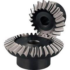小原歯車工業 KHK SBZG2.5-4020R 歯車 歯研かさ歯車 ゼロールタイプ SBZG型 モジュール2.5