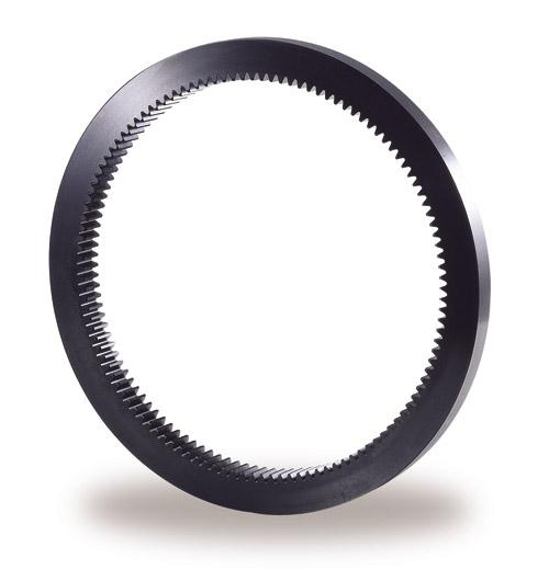 小原歯車工業 KHK SIR2.5-200 歯車 内歯車 SIR型 リングタイプ モジュール2.5