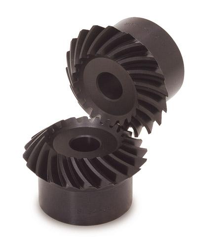 小原歯車工業 KHK SMS6-20L 歯車 マイタギヤ 歯面高周波焼入タイプ SMS型 スパイラルタイプ モジュール6