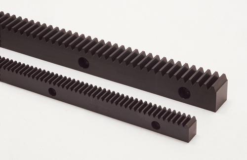 小原歯車工業 KHK SRFD5-1000 ラック ラックギヤ スチール ラック SRFD型 取付穴加工タイプ モジュール5