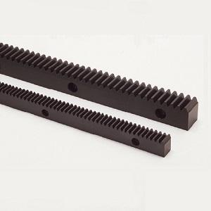 小原歯車工業 KHK SRFD2-1000HJ ラックギヤ SRFD ラック 取付穴加工ラック 黒染め製品 モジュール2